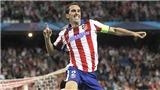 Atletico Madrid: Tạm biệt chiến binh Godin