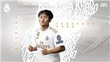 Real Madrid: Thần đồng bóng đá Nhật Bản Takefusa Kubo gia nhập Real