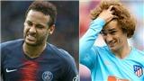 Chuyển nhượng Barca: Neymar là cái tên mơ hồ ở Camp Nou