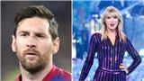 Messi kiếm tiền thua… nữ giới