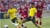Liverpool thua Dortmund 2-3: Chỉ là 90 phút giao hữu