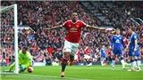 MU: Martial sẽ thành Henry mới ở Old Trafford?