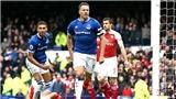 Thua Everton, Arsenal giờ lại lo mất Top 4