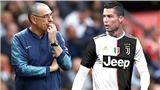 Ghế HLV ở Juventus: Sarri sẽ khiến Ronaldo hạnh phúc