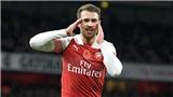 Juventus chiêu mộ Aaron Ramsey: Ngôi sao... 0 euro và hơn thế nữa...