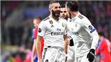 Atletico bị loại, Real Madrid có thêm tiền