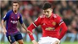 Coutinho và Sanchez: Chuyện buồn của hai ngôi sao Nam Mỹ