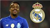 Chuyển nhượng Real Madrid: Eder Militao là sự bổ sung lý tưởng?