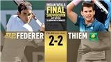 Chung kết BNP Paribas Open: Lịch sử chờ gọi tên Federer