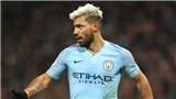 Sergio Aguero, 'Ngài hat-trick' ở Premier League