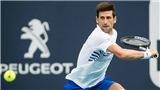 Djokovic thêm một lần nuốt hận trước Bautista Agut:  Tan mộng kỷ lục Miami