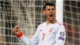 Alvaro Morata, muốn sáng phải 'cháy' lên