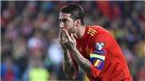 Tây Ban Nha: Hay là Pique đổi vai cho Sergio Ramos?