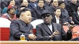 Rodman, người bắc cầu quan hệ Mỹ-Triều