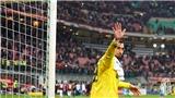 Milan và giấc mơ Top 4: Trông cả vào Donnarumma