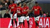 Cuộc đua Top 4 Premier League: Nóng bỏng hơn nhờ M.U