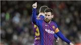 La Liga không có Ronaldo: Real Madrid hạn hán, và sự cô đơn của Messi