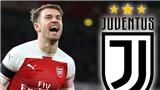 Sát cánh với Ronaldo, Ramsey sẽ thăng hoa?