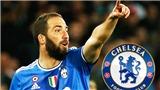 Chelsea khó kỳ vọng ở Higuain