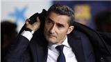 Barca và tương lai HLV Valverde: Hoặc vô địch Champions League, hoặc ra đi!