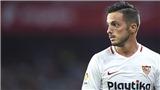 Real Madrid sẽ tái ngộ Sarabia?