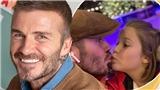David Beckham gây tranh cãi với nụ hôn dành cho con gái: Ngọt ngào hay đáng lên án?