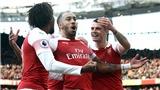 Aubameyang đang khiến fan Arsenal nhớ tới Thierry Henry