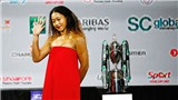 Khai mạc WTA Finals 2018: Chờ 'cơn gió lạ' Naomi Osaka