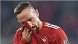 Bayern xác nhận Ribery tát phóng viên nổi tiếng người Pháp