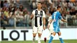 Juve toàn thắng: Ronaldo đã 'nâng cánh' cho thiên đường thứ 7