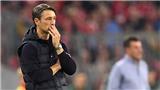 Bayern Munich không thắng 4 trận liên tiếp: Niko Kovac trước áp lực ngàn cân