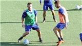 Antonio Cassano: Mơ một ngày trở lại từ giải... hạng Ba