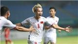 Xem trực tiếp bóng đá Asiad 2018: Hàn vs Nhật