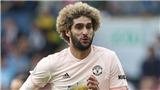 Fellaini là chìa khóa giúp Mourinho giải phóng Pogba