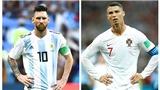 World Cup 2018 là sự kết thúc của kỷ nguyên Messi - Ronaldo