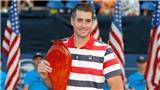 John Isner: Niềm hy vọng Grand Slam của Mỹ