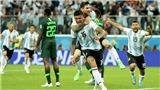 Cựu danh thủ Vũ Mạnh Hải: 'Argentina vào vòng 1/8 nhờ may mắn!'