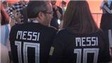 Ký sự World Cup: Những 'ngón tay thối' của CĐV Argentina