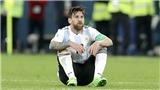 Leo Messi đang chịu áp lực nhiều hơn cả một nhà vô địch