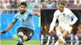 Sự 'hoang dã' của Suarez hay 'chuẩn chỉnh' của Ronaldo sẽ chiến thắng?