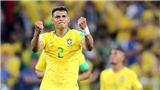 Thiago Silva: Từ kẻ trốn chạy đến người hùng Brazil