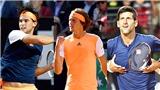 Những ứng viên vô địch Roland Garros: Djokovic hồi sinh, hay Thiem, Zverev lên tiếng?