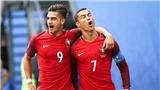 Andre Silva là đối tác lý tưởng của Ronaldo