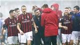 AC Milan: Vừa lo bị loại, vừa lo tài chính