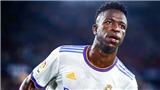 Real Madrid: Người giải cứu Vinicius xứng đáng là mặt sáng của đồng xu