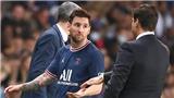 Chuyện gì đang xảy ra với Messi ở PSG?