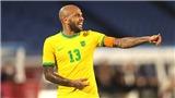U22 Brazil vs U23 Tây Ban Nha: Người truyền lửa Dani Alves
