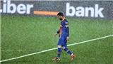 """Vấn đề của Barca: Messi đi lạc ở """"El Clasico"""""""