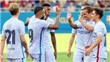 Barcelona: Memphis Depay tìm cách sống chung với Messi