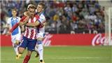Griezmann mất hồn vì M.U và Diego Costa